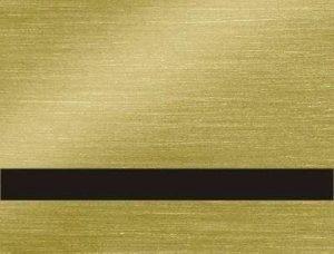 Folia magnes LTM 190 złota