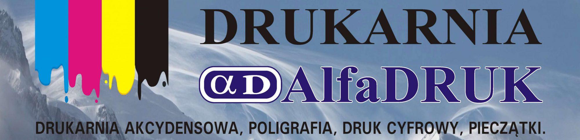"""F.P.-H. """"ALFA DRUK"""" sp. z o.o."""